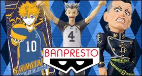 Banpresto Figures & Merchandise