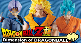 Dimension of Dragonball Figures
