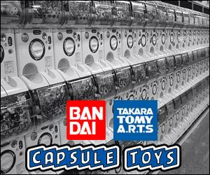 Japanese Capsule Toys