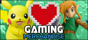 Japanese Video Game Merchandise
