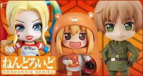 Nendoroid Figures