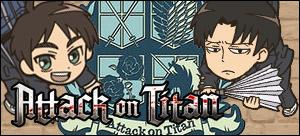 Attack on Titan Merchandise