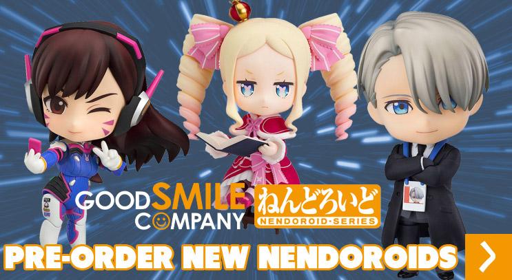 Pre-Order Nendoroid Figures