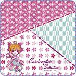 """Cardcaptor Sakura - """"Ichiban Kuji - Japanese Modern Art"""" - Sakura Hand Towel (Prize G)"""