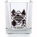 "Code Geass- ""Ichiban Kuji - Code Black in Ashford ~ 1st Live Encore"" Code Black Premium Glass Tumbler (Prize F)"