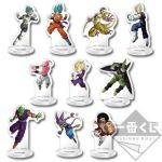 "Dragon Ball Super - ""Ichiban Kuji - Rivals"" Acrylic Stand (Prize G)"