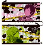 Durarara!! x2 - Shizuo and Izaya Pencil Case