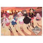 "Madoka Magica - ""Ichiban Kuji - Magiccraft"" - Madoka and Friends Premium Poster (Prize F)"