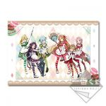 "Sword Art Online ""Ichiban Kuji - Maid World"" - Maid Girls Art Print (Prize D)"