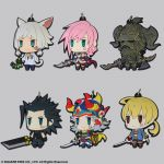Final Fantasy - Trading Rubber Strap Vol. 6