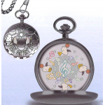 Final Fantasy XIV - Moogle Pocket Watch (Silver)
