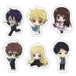 Noragami Aragoto - Acrylic Keychain Collection