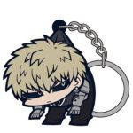 One Punch Man - Genos Tsumamare Keyring