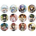 "Gintama - ""Japanese Style"" Trading Can Badge"