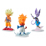 Dragon Ball Super - UG Mini Figure Vol. 2