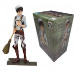 Attack on Titan - Cleaning Eren DXF Figure