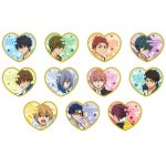 """High Speed!"" Free! Starting Days - Cushion Badge"