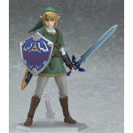 "Legend of Zelda - figma ""Twilight Princess"" Link Figure (Good Smile Company)"