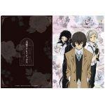 Bungo Stray Dogs - Dazai, Atsushi and Akutagawa File Folder