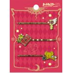 Cardcaptor Sakura - Clow Card Hair Pin Set