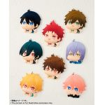 "Free! ""High☆Speed! Free! Starting Days"" - TamaColle Punipuni Hoppe Mascot"