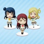 Love Live Sunshine -  Chobirume Figure -Guilty Kiss-