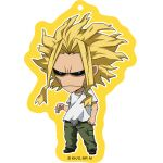 My Hero Academia - All Might Nendoroid Plus Acrylic Keychain