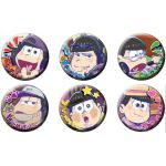 Osomatsu-san - Chara Badge Collection (B Version - December Edition)