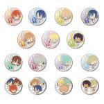 Uta no Prince-sama - Deco Kira Badge Collection (White Jacket Ver.)