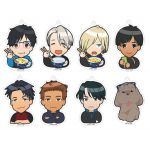 Yuri on Ice - Acrylic Keychain Collection