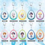 Yuri on Ice - YuraYura Keyring Collection