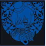 "Black Butler - ""Ichiban Kuji - Book of the Atlantic"" Ciel Hand Towel (F Prize)"
