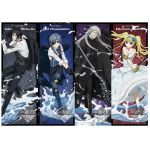 "Black Butler - ""Ichiban Kuji - Book of the Atlantic"" Poster Set (C Prize)"