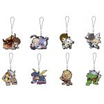 Digimon Adventure tri - Capsule Rubber Mascot Vol. 2
