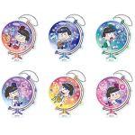 "Osomatsu-san - ""HoshiMatsu"" TojiColle Acrylic Keychain"