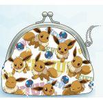 Pokémon - Eevee Gamaguchi Coin Purse