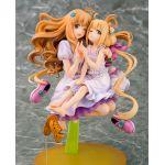 The Idolmaster: Cinderella Girls - Kirari Moroboshi & Anzu Futaba 1-8 Scale Statue (Phat!)
