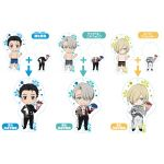 Yuri on Ice - Toy's Works Collection 2.5 Sisters Niitengo Clip 3 Set
