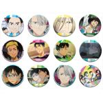 Yuri on Ice - Trading Can Badge Collection Vol. 9