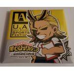My Hero Academia - All Might U.A Sports Festival Badge (Animate Cafe Ltd. Ver.)
