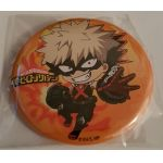 "My Hero Academia - Katsuki Bakugo ""Gurutto! Action Series"" Trading Can Badge"