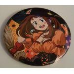 My Hero Academia - Ochaco Uraraka Halloween Chara Badge Collection
