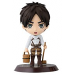 "Attack on Titan - Eren Chibi-Kyun Chara ""The Survey Corps Levi Team"" Figure"