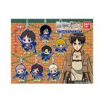 Attack on Titan - Capsule Rubber Mascot Key/Phone Strap