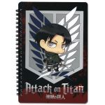 Attack on Titan - SD Levi Notebook