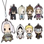 Arslan Senki - D4 Rubber Strap Collection