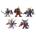 Gundam - Gashapon Senshi Dash 01