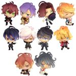 Diabolik Lovers Vandead Carnival - Color Collection Figure