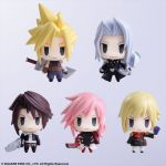 Final Fantasy - Trading Arts Mini Figure