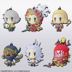 Final Fantasy - Trading Rubber Strap Vol. 5